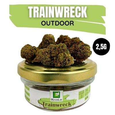 TRAINWRECK CBD Outdoor 2,5G