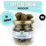 Crystal Snow CBD Indoor 10G En Culture