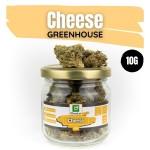 Fleurs de CBD Cheese Greenhouse 10G