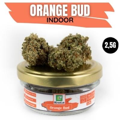 Orange Bud CBD Indoor 2,5G
