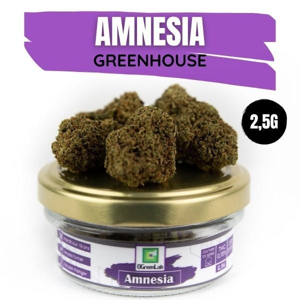 Amnesia CBD GreenHouse 2,5G