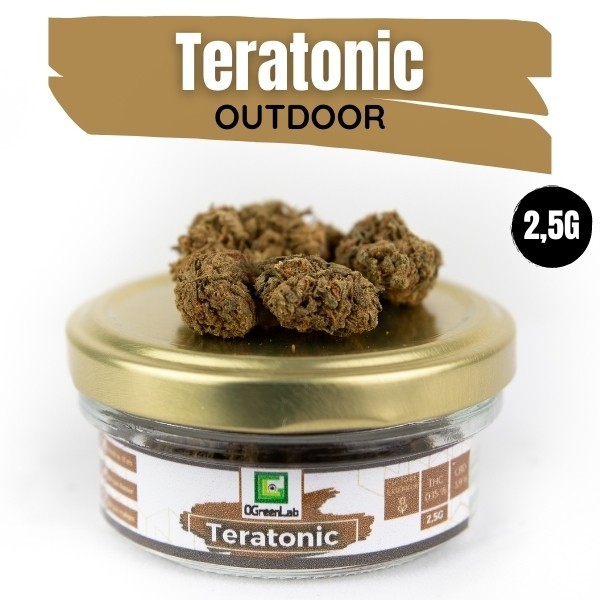 Teratonic CBD Outdoor 2,5G