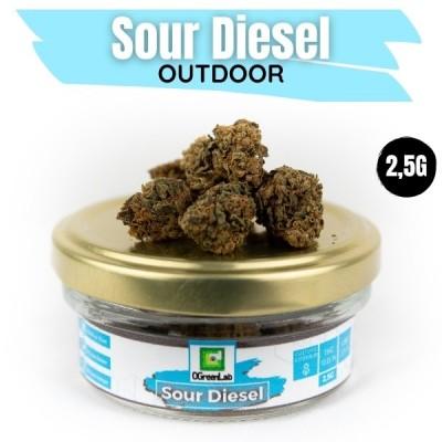 Sour Diesel CBD Outdoor 2,5G