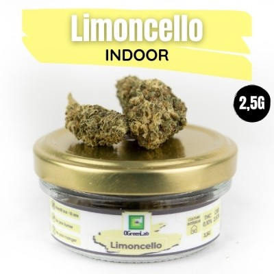 Limoncello CBD Indoor 2,5G